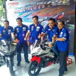 2016 Yamaha R15 red & white launched in Indonesia