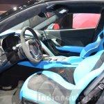 2017 Chevrolet Corvette Grand Sport driver seat