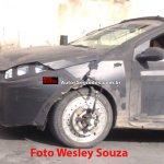 2017 Fiat Punto spy shot