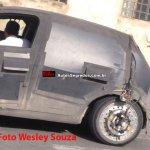 2017 Fiat Punto spyshot