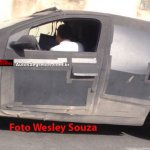 2017 Fiat Punto test mule