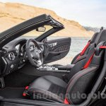 2017 Mercedes SLC43 AMG at 2016 Geneva Motor Show interior