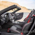 2017 Mercedes SLC43 AMG at 2016 Geneva Motor Show interior