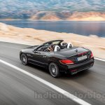 2017 Mercedes SLC43 AMG at 2016 Geneva Motor Show rear three quarter