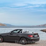 2017 Mercedes SLC43 AMG at 2016 Geneva Motor Show side still