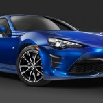 2017 Toyota 86 front three quarters