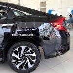 ASEAN-spec 2016 Honda Civic quarter panel