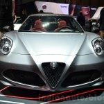 Alfa Romeo 4C Spider front at the 2016 Geneva Motor Show