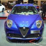 Alfa Romeo Mito front at the 2016 Geneva Motor Show