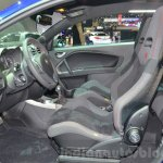Alfa Romeo Mito front seats at the 2016 Geneva Motor Show