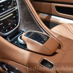 Aston Martin DB11 Touchpad at the 2016 Geneva Motor Show Live
