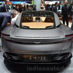 Aston Martin DB11 rear at the 2016 Geneva Motor Show Live