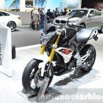 BMW G310R front quarter at 2016 Geneva Motor Show