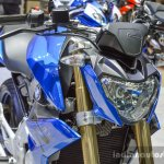 BMW G310R headlamp at 2016 BIMS