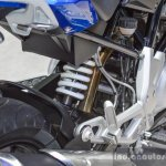 BMW G310R monoshock at 2016 BIMS