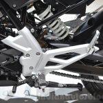 BMW G310R monoshock at 2016 Geneva Motor Show