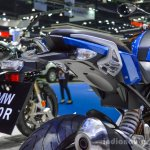 BMW G310R number plate at 2016 BIMS