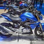 BMW G310R right side at 2016 BIMS