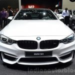 BMW M4 with Competition Package front
