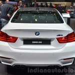 BMW M4 with Competition Package rear