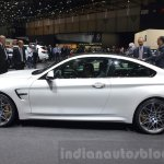BMW M4 with Competition Package side