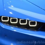 Bugatti Chiron headlight at the 2016 Geneva Motor Show