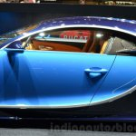 Bugatti Chiron middle at the 2016 Geneva Motor Show