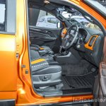 Chevrolet Colorado Xtreme front seat at 2016 BIMS