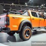 Chevrolet Colorado Xtreme rear three quarter at 2016 BIMS