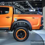Chevrolet Colorado Xtreme rear wheel at 2016 BIMS