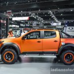 Chevrolet Colorado Xtreme side at 2016 BIMS