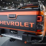 Chevrolet Colorado Xtreme taillight at 2016 BIMS
