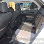 Citroen C4 Cactus W rear seats at the 2016 Geneva Motor Show Live
