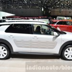 Citroen C4 Cactus W side at the 2016 Geneva Motor Show Live