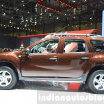 Dacia Duster Essential side profile at the 2016 Geneva Motor Show
