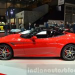 Ferrari California T with Handling Speciale package side at 2016 Geneva Motor Show