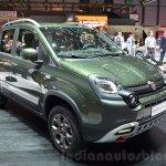 Fiat Panda 4X4 Cross at the 2016 Geneva Motor Show
