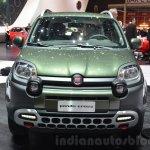 Fiat Panda 4X4 Cross front at the 2016 Geneva Motor Show
