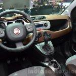 Fiat Panda 4X4 Cross interior at the 2016 Geneva Motor Show