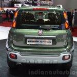 Fiat Panda 4X4 Cross rear at the 2016 Geneva Motor Show