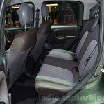Fiat Panda 4X4 Cross rear seat at the 2016 Geneva Motor Show