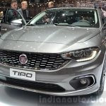 Fiat Tipo Estate front at the Geneva Motor Show Live