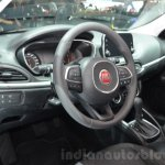Fiat Tipo Estate interior at the Geneva Motor Show Live