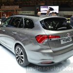 Fiat Tipo Estate rear quarter at the Geneva Motor Show Live