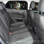 Fiat Tipo Estate rear seat at the Geneva Motor Show Live