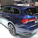 Fiat Tipo Estate rear three quarter at the Geneva Motor Show Live