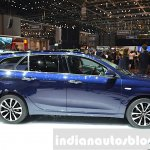 Fiat Tipo Estate side at the Geneva Motor Show Live