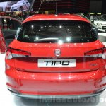 Fiat Tipo hatchback rear at the Geneva Motor Show Live