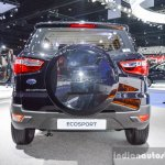 Ford EcoSport Black Edition rear at 2016 BIMS
