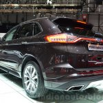 Ford Edge Vignale rear quarter at 2016 Geneva Motor Show